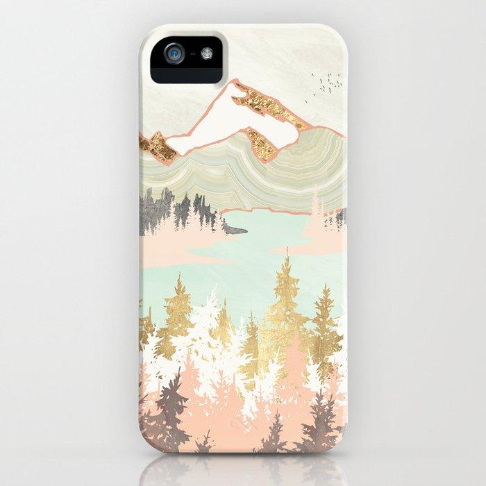 Winter Bay iPhone Case
