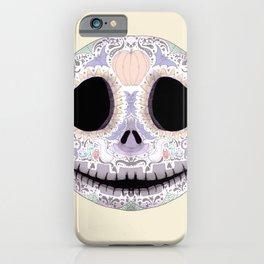 Sugar Skellington 2.0 iPhone Case