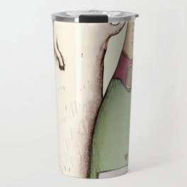 Pop Goes the Weasel Travel Mug