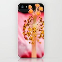 'HIBISCUS' iPhone Case