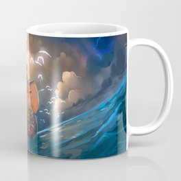 Ship of Pirates v2 Coffee Mug