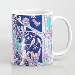 Color Birdie Paradise  Coffee Mug