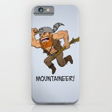 Mountaineer!  iPhone 6s Slim Case