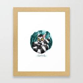 Clem' Hurien Framed Art Print