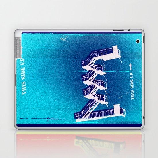 Stairs Up Laptop & iPad Skin