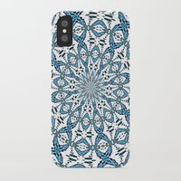 snowflake iPhone & iPod Cases featuring Snowflake by Stay Inspired