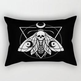 Mystic Moth Rectangular Pillow