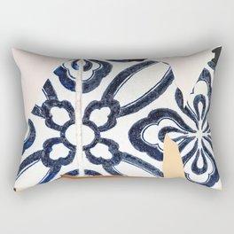 Girl 2 Rectangular Pillow
