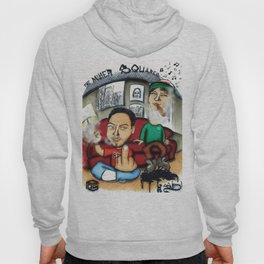 The Palmer Squares Tribute  Hoody