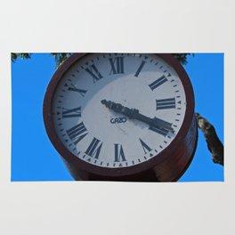 Maumee Clock Rug