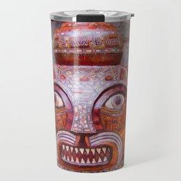 Traditional ceramic pot Travel Mug