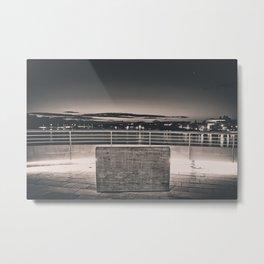 Landscape Otranto Skyline view - Italy Photography Metal Print