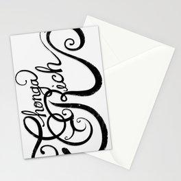 Chonga Rich Stationery Cards