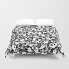 Little ghosts Duvet Cover
