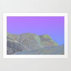 Chromascape 33 (highlands) Art Print