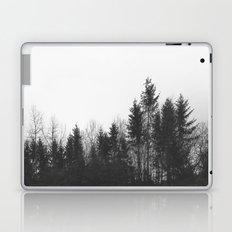 black trees Laptop & iPad Skin