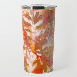 Leaves Texture 01 Travel Mug