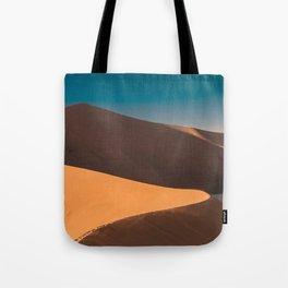 Namibia desert Tote Bag