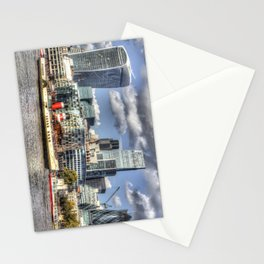 The Waverley and London Stationery Cards