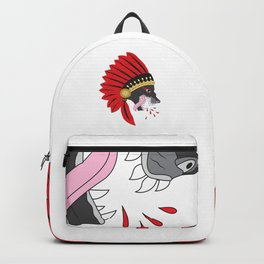 Wolf Chief Backpack