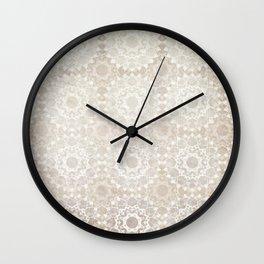 A Gentle Charm Wall Clock