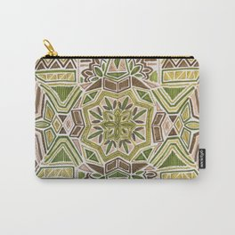 Earth Tapestry Carry-All Pouch