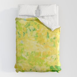 Costa Del Ray Abstract Comforters