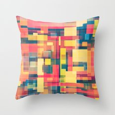 Hysteria Throw Pillow