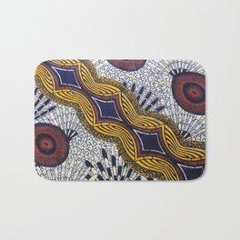 Tanzanian Fabric Bath Mat