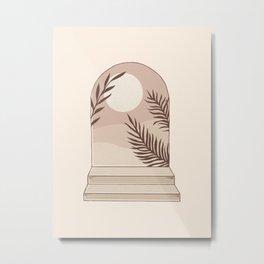 Mediterranean Sun Metal Print