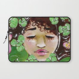 At Peace Laptop Sleeve