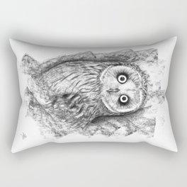 Owl a2 Rectangular Pillow
