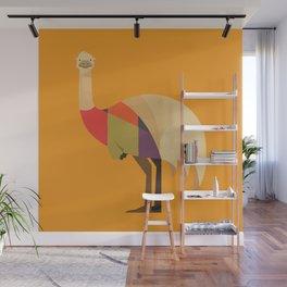 Emu Wall Mural
