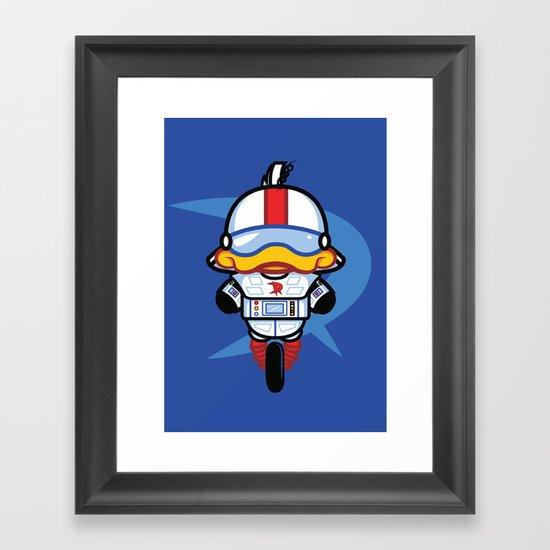 Hello Gizmo Framed Art Print