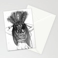 Circus Dancer Stationery Cards