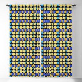Summer Geometric Blackout Curtain