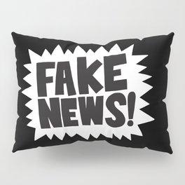 Fake news Pillow Sham
