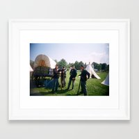 army Framed Art Prints featuring army by Anna Malafronte