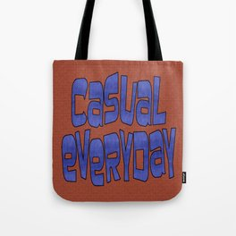 casual everyday Tote Bag