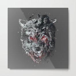 joe snow Metal Print