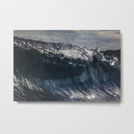 Sea and sun Metal Print