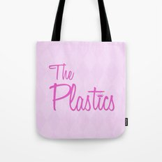 The Plastics - from the movie Mean Girls Tote Bag