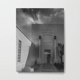 Petone Settlers Museum Metal Print