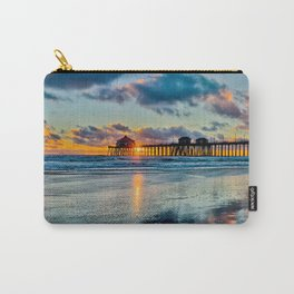 Surf City Sunset  11/15/15   Carry-All Pouch