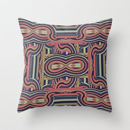 Nomi Chandra (2) Throw Pillow