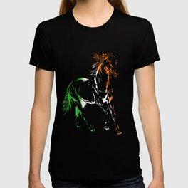 Irish Pride Horse T-shirt