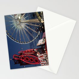 By the Midway Stationery Cards