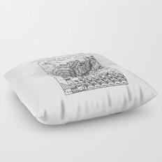 TSUKIJI FISH MARKET TOKYO Floor Pillow