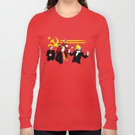 The Communist Party (original) Long Sleeve T-shirt