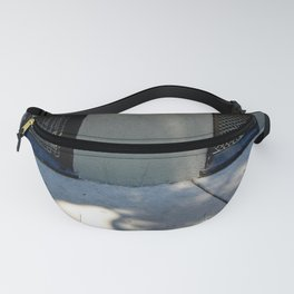 They're So Low Who Will Notice?  Fanny Pack